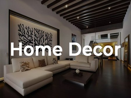 Home Decor Category