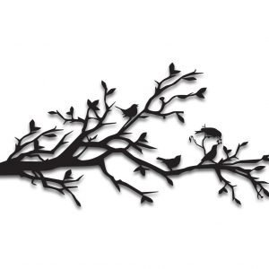 tree branches with birds